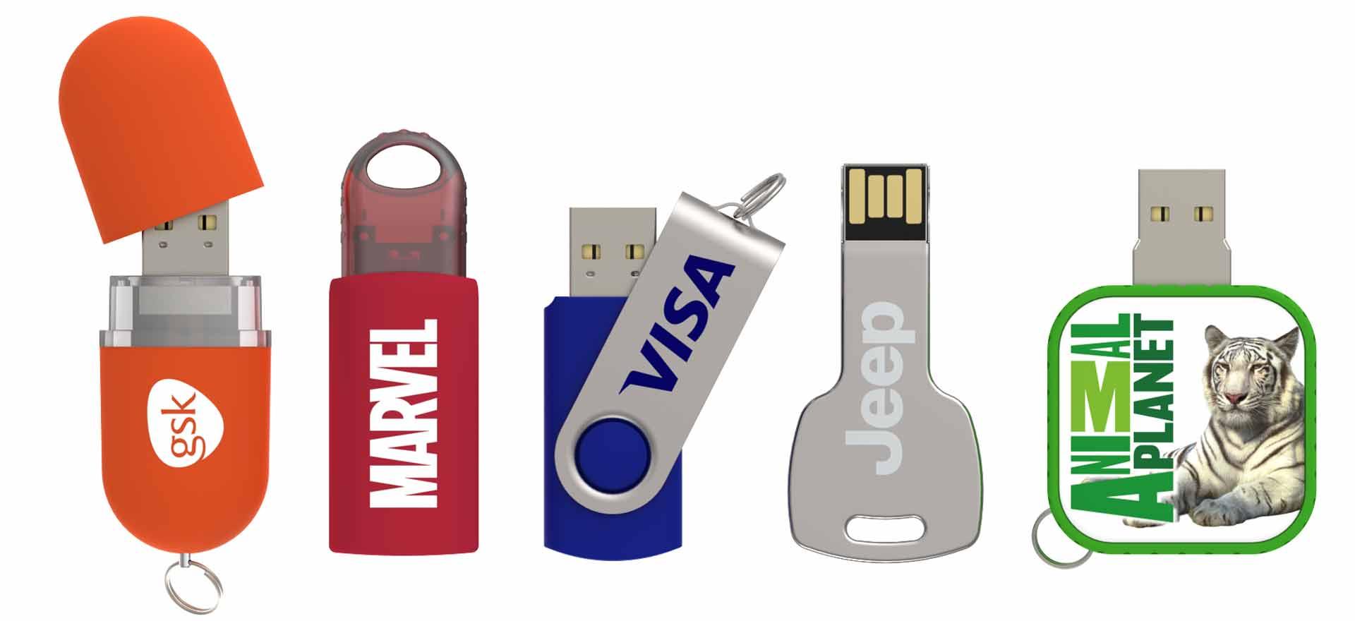 USBメモリの納期は5営業日以内から!