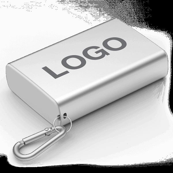 レックス - ロゴ彫刻パワーバンク
