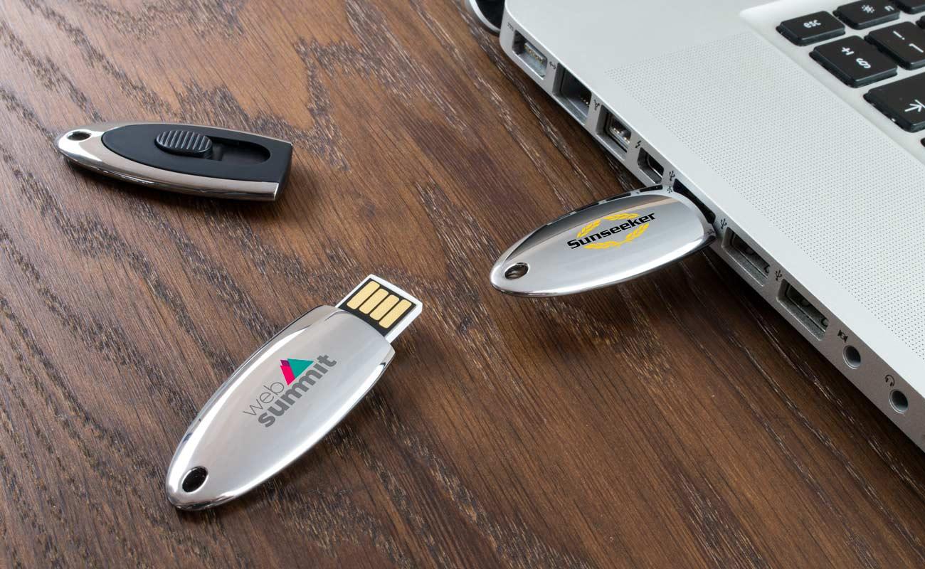エリプス - USB 名入れ