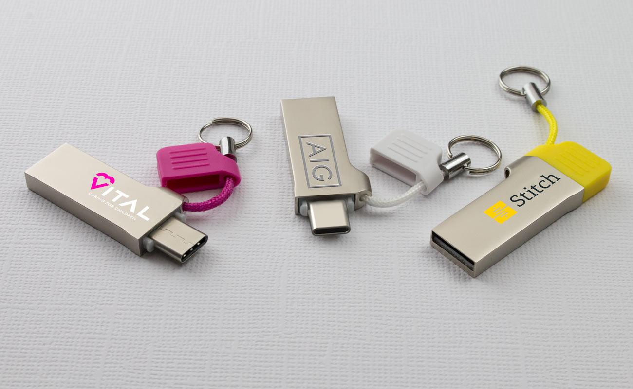 リンクス - USB 名入れ