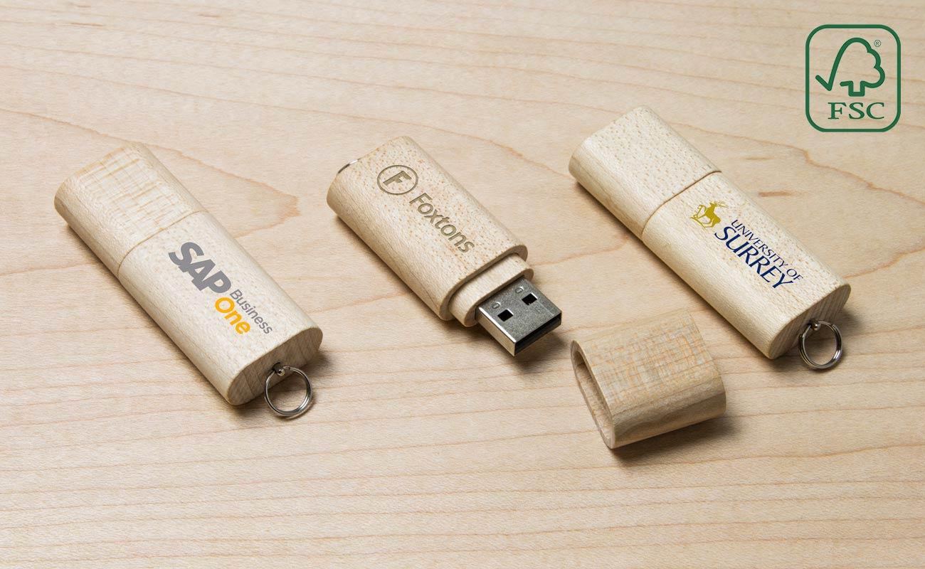 ネイチャー - USB 名入れ