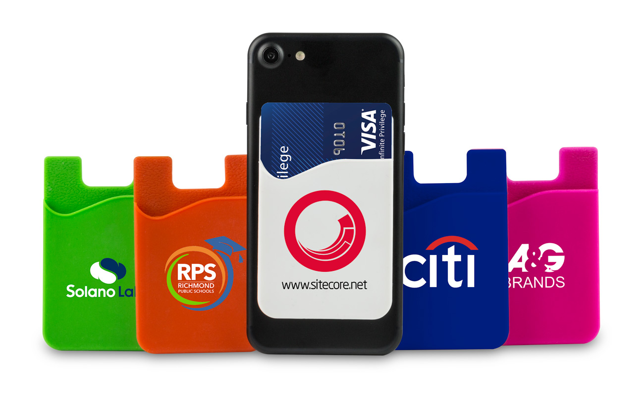 スリム - Custom Phone Wallet