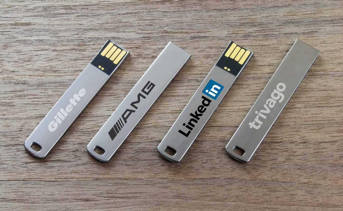 ウォレットスティック - USB 名入れ