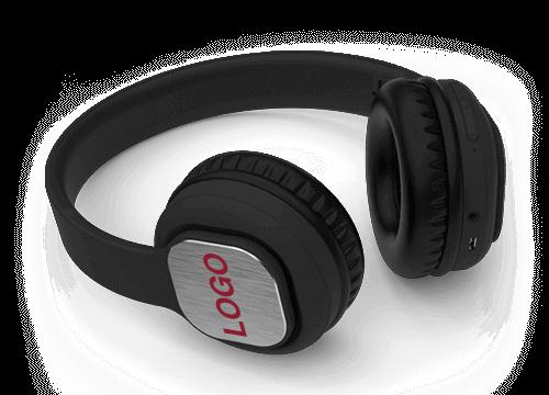 インディー - Logo Headphones