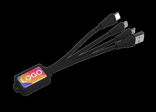 マルチ - オリジナル オクトパス 充電USBケーブルセット