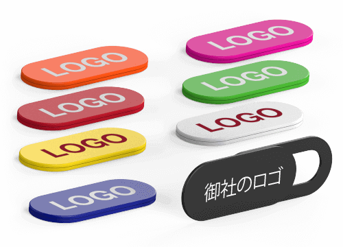 シールド - Webcam Covers Branded