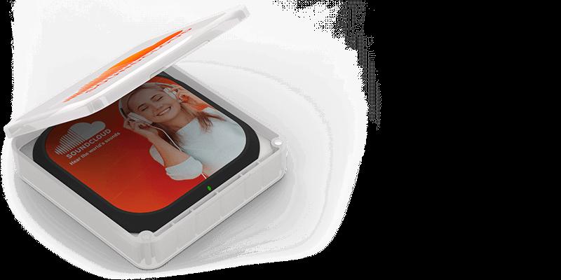 エアロ - オリジナルワイヤレス充電器