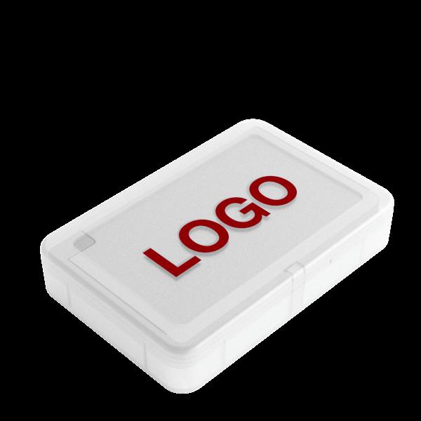 ボルト - ロゴ彫刻パワーバンク