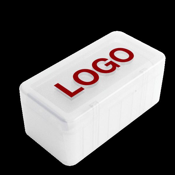 アンコール - ロゴ彫刻パワーバンク