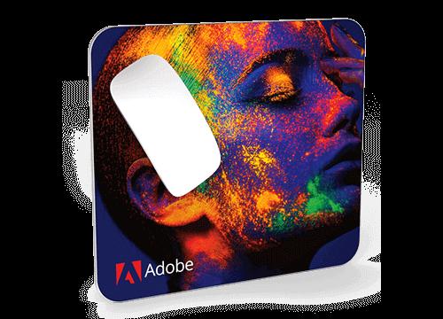 ステージ - ロゴ入りマウスパッド型ワイヤレス充電器