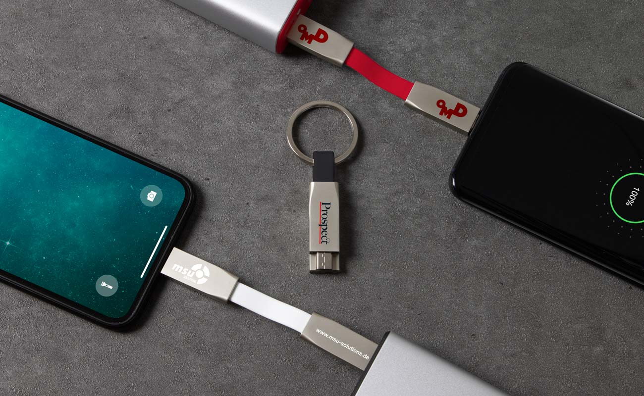 コネックス - プロモーション用USBケーブル