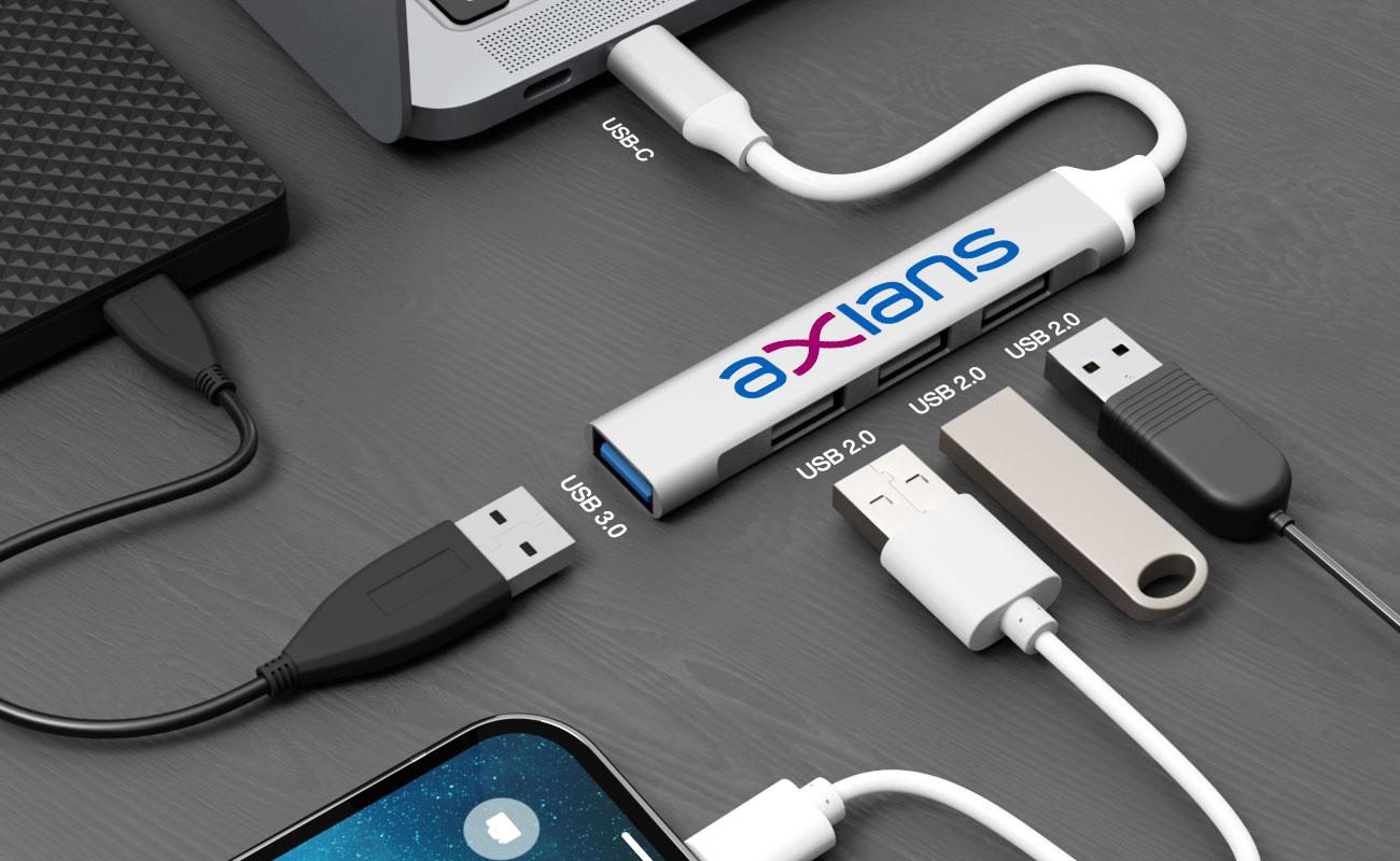 エクスパンド - Custom USB Hub
