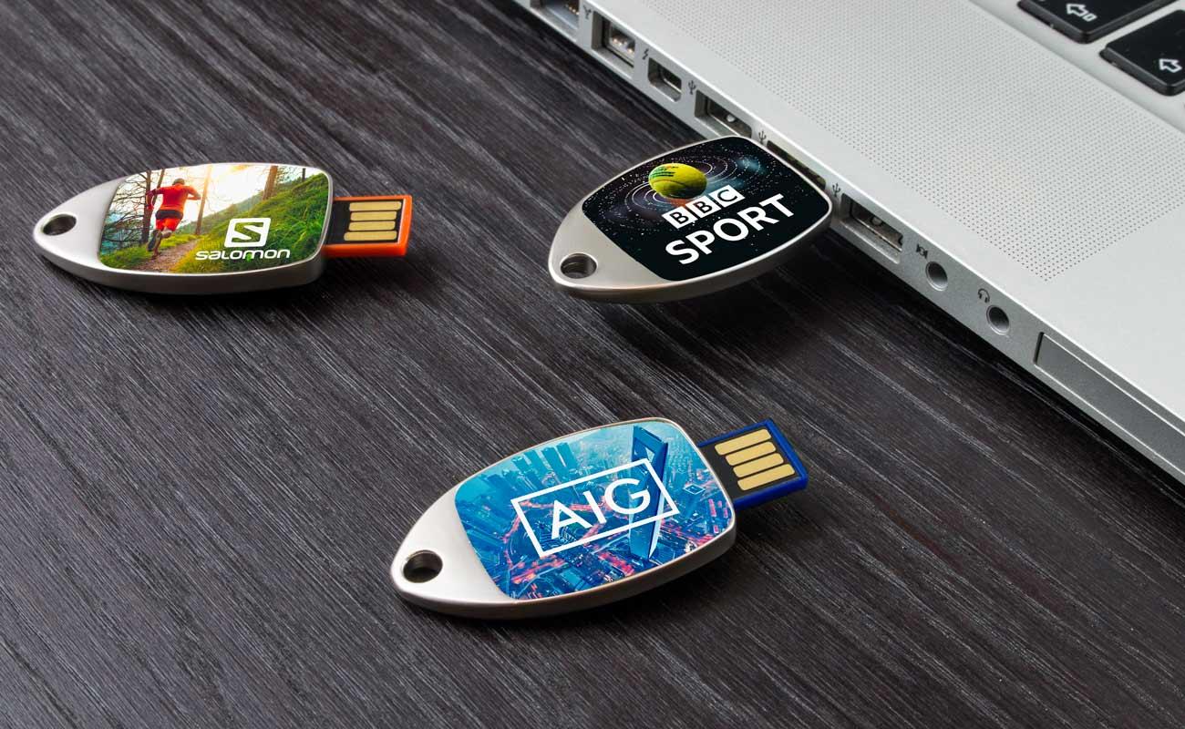 フィン - USB 名入れ