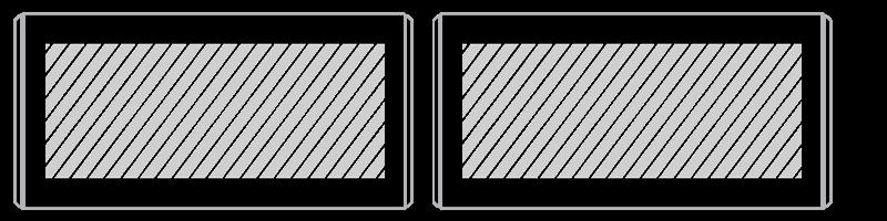 モバイルバッテリー スクリーン印刷