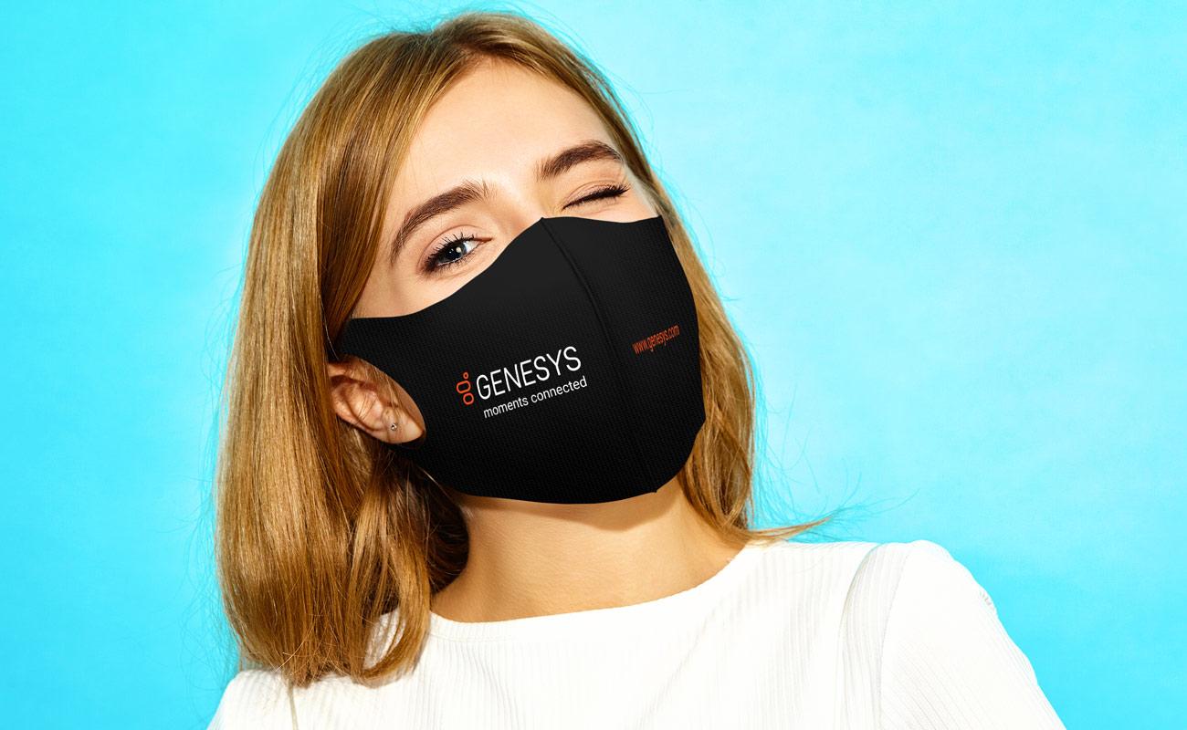 ネオ - 名入れフェイスマスク