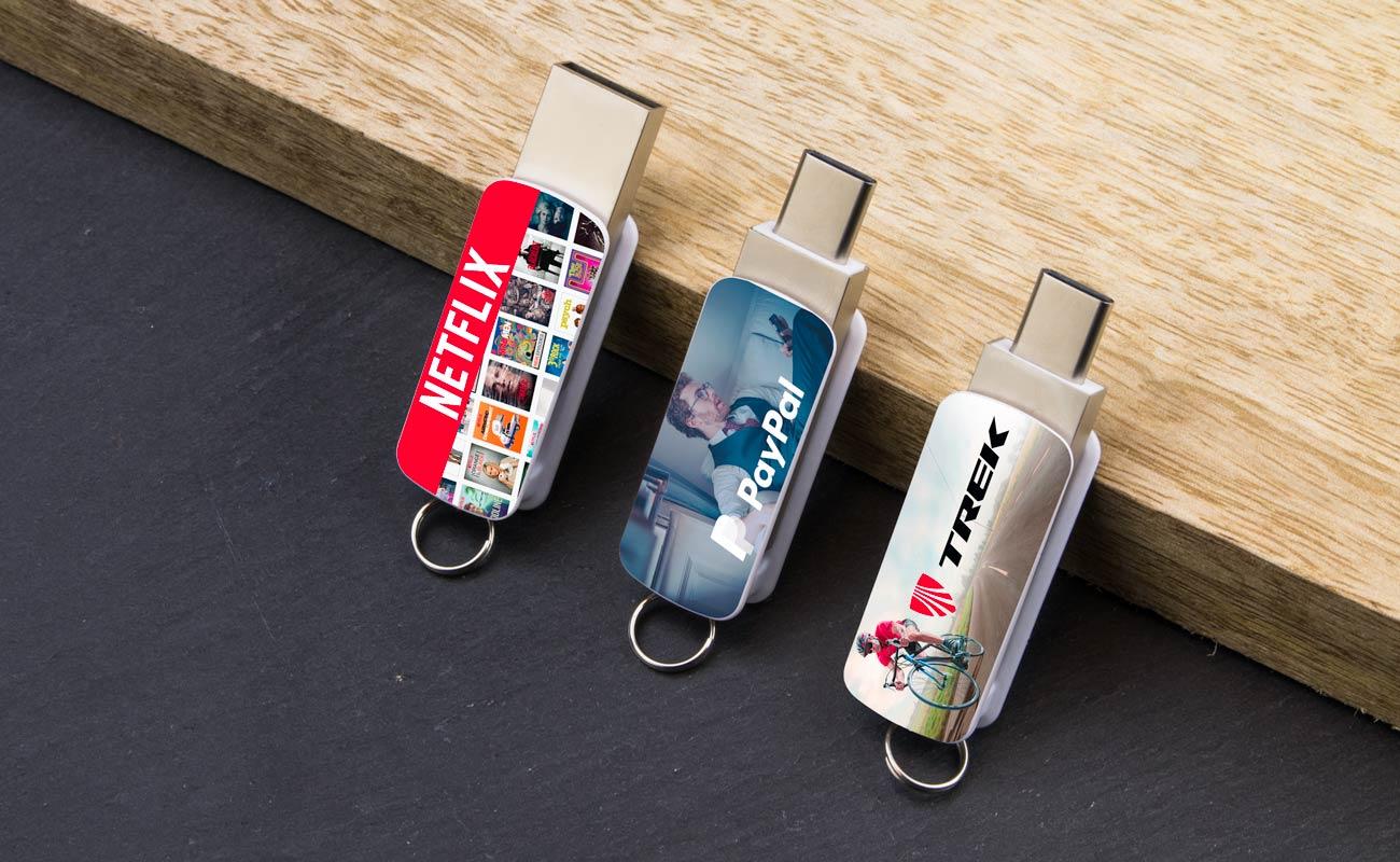 オービット - USB 名入れ