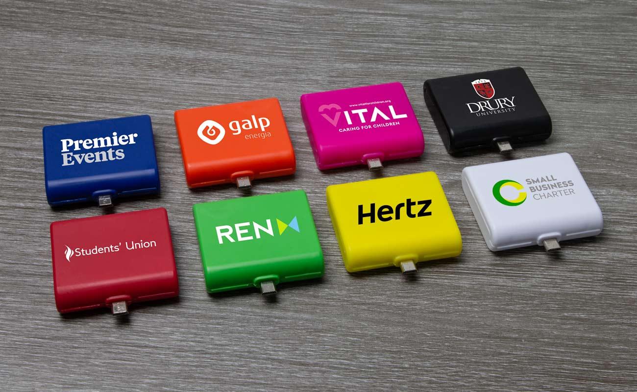 レスキュー - 法人ギフトモバイルバッテリー