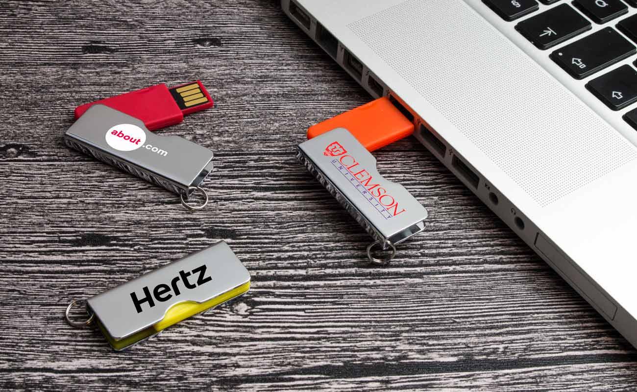 ローテイター - USB 名入れ