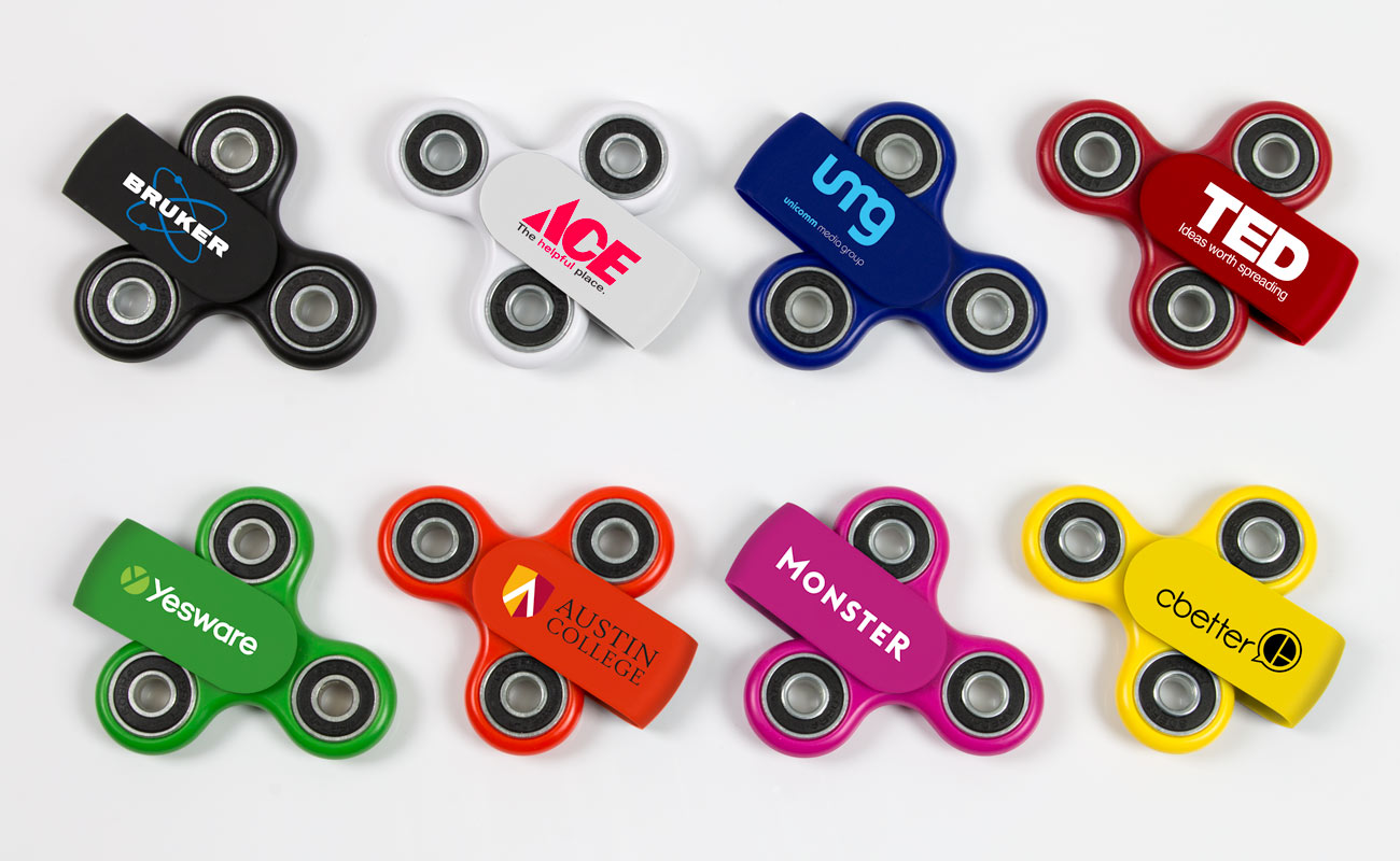スポーツプラス - Custom Fidget Spinner